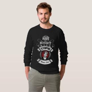 I'm proud of my girlfriend sweatshirt