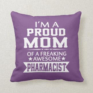 I'M PROUD PHARMACIST'S MOM CUSHION