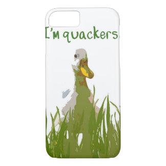I'm Quackers iPhone 8/7 Case