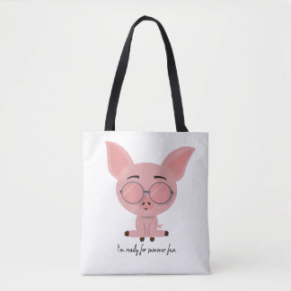 I'm Ready For Summer Tote Bag