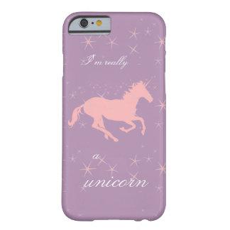 I'm Really a Unicorn iPhone Case