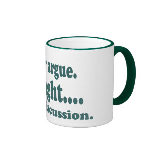 I'm Right Mugs