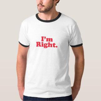 I'm Right Original Scotia-bank T-Shirt