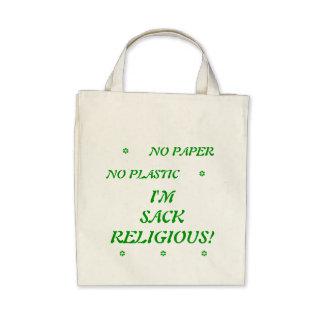 I'm Sack Religious Bags