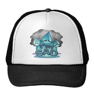 I'm Sad Trucker Hat