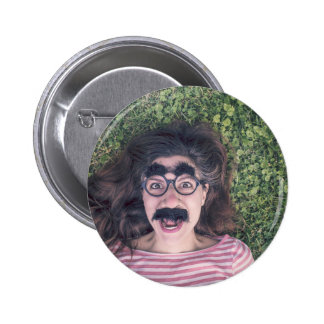 I'm sexy and I know it 6 Cm Round Badge