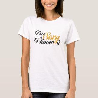I'm Sexy & I Know It T-Shirt