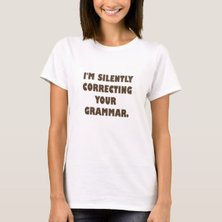 I'm Silently.... T-Shirt