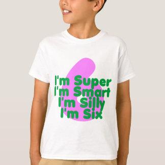I'm Six T-Shirt