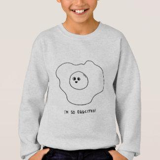I'm So Eggcited Sweatshirt