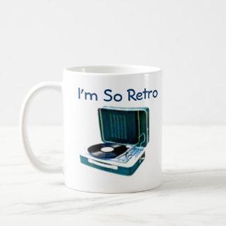 I'm So Retro Coffee Mug