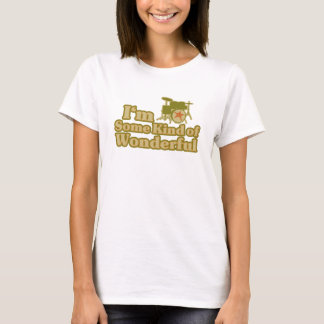 I'm Some Kind of Wonderful 80s Retro Pop Culture T-Shirt