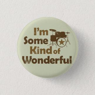 I'm Some Kind of Wonderful Flair 3 Cm Round Badge