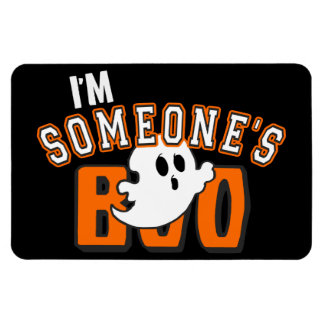 I'm Someone's Boo Ghost Halloween Magnet