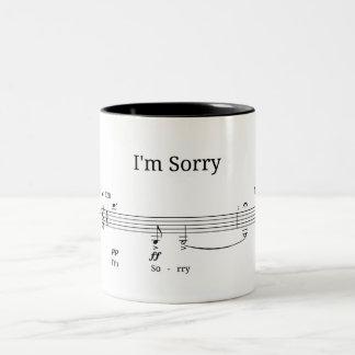 I'm Sorry - My Favorite Murder Tribute Mug