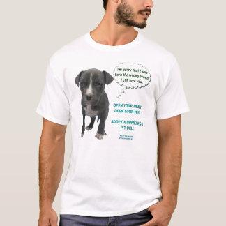 I'm Sorry Puppy Men's T-Shirt