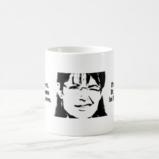 I'm still hot. It just comes in flashes Coffee Mug