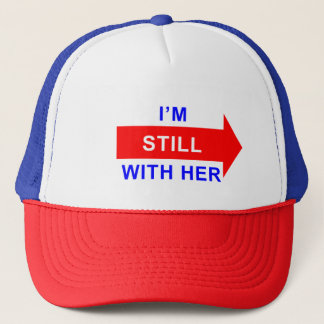 I'm STILL with her hat