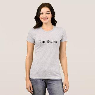 I'm Swim Soft Premium T-Shirt
