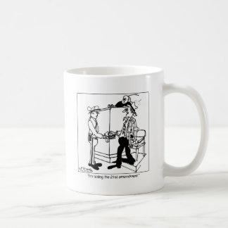 I'm Taking The 21st Amendment Coffee Mug