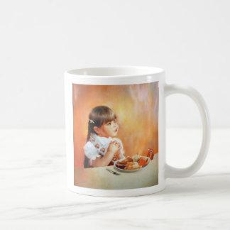 I'm Thankful Too Basic White Mug