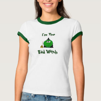 I'm The Bad Witch Weeble Shirt