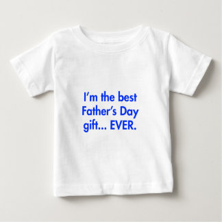 Im-the-best-fathers-day-gift-fut-blue.png T Shirt