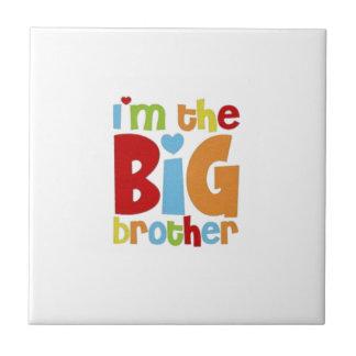 IM THE BIG BROTHER CERAMIC TILE