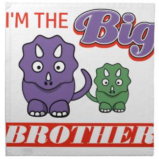 I'm the Big Brother designs Napkin