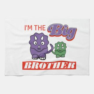 I'm the Big Brother designs Tea Towel