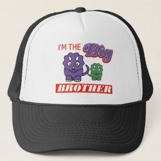 I'm the Big Brother designs Trucker Hat