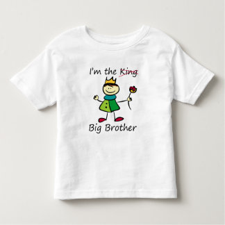 I'm the Big Brother: Edun Live Toddler T-Shirt