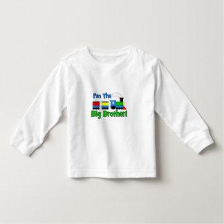 I'm The Big Brother TRAIN Tshirts