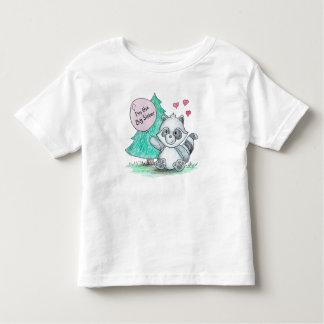 """I'm the Big Sister"" Toddler  T-Shirt"