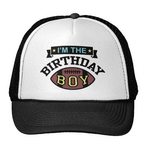 I'm the Birthday Boy Mesh Hats