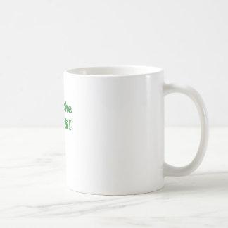 Im the Boss Basic White Mug