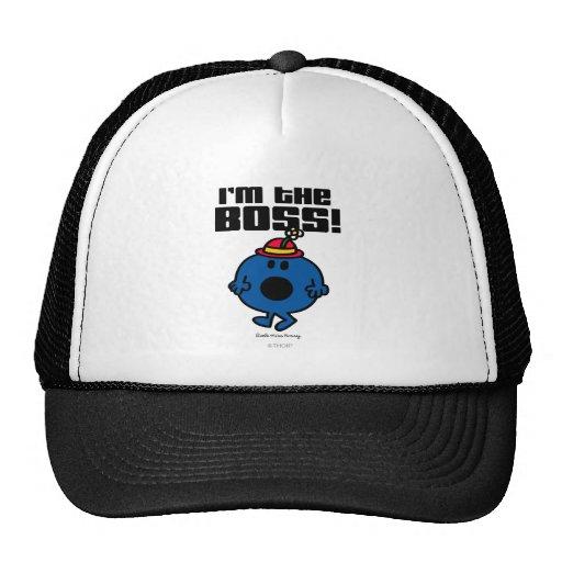 I'm The Boss! Mesh Hats