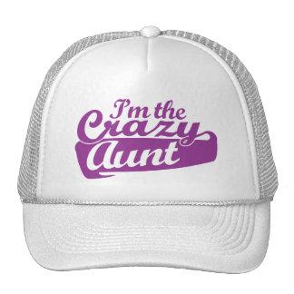 I'm the Crazy Aunt Cap