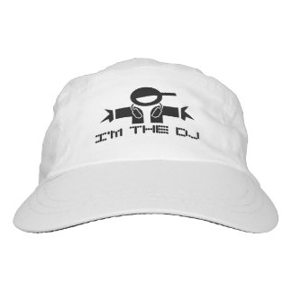 I'm the dj hat | Custom deejay cap for disk jockey