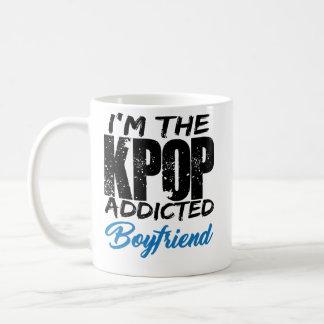 I'm The KPOP Addicted Boyfriend - Couple Design Coffee Mug