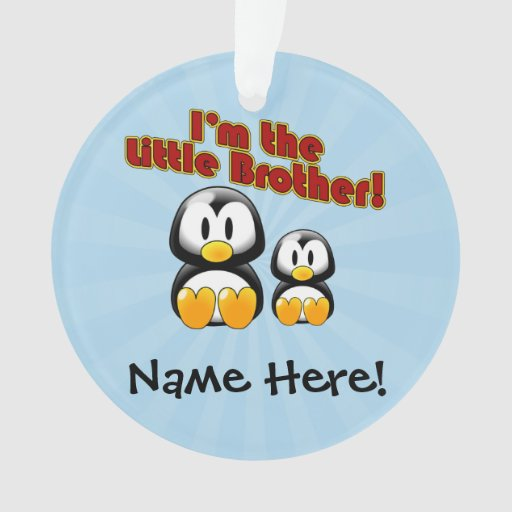 I'm the Little Brother 2 Penguins