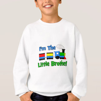 I'm The Little Brother - TRAIN design Sweatshirt