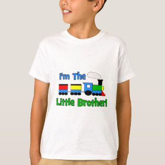 I'm The Little Brother - TRAIN design T-Shirt