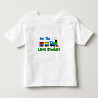 I'm The Little Brother - TRAIN design Toddler T-Shirt