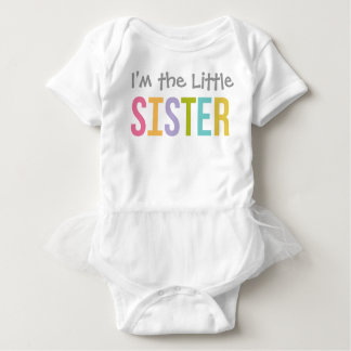 I'm the Little Sister | Custom Tee Shirt Design