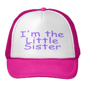 I'm The Little Sister Trucker Hat