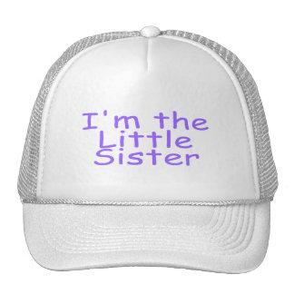 I'm The Little Sister Trucker Hats