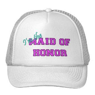 I'm The Maid Of Honor Cap
