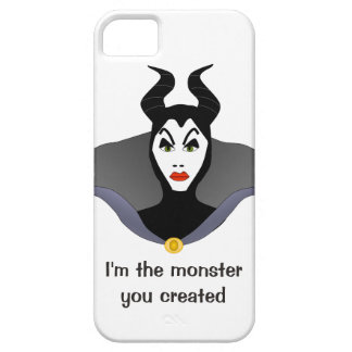 I'm the Monster You Created Quote Phone Case iPhone 5 Case