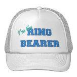 I'm The Ring Bearer Cap